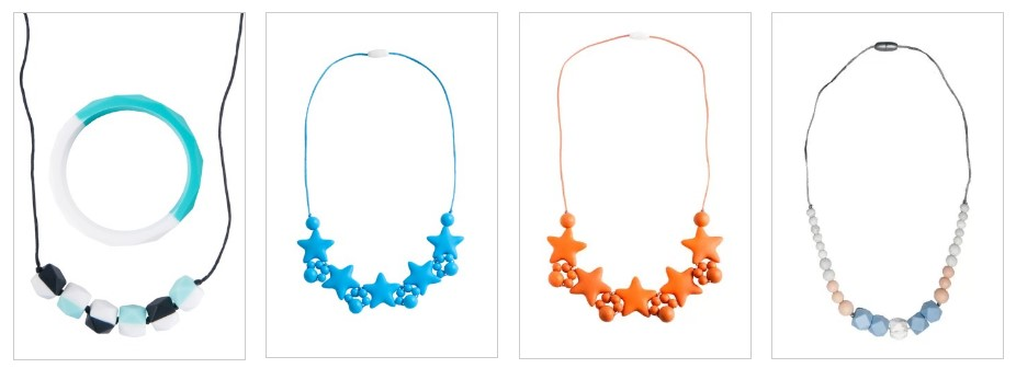 Nibbling Necklace 2