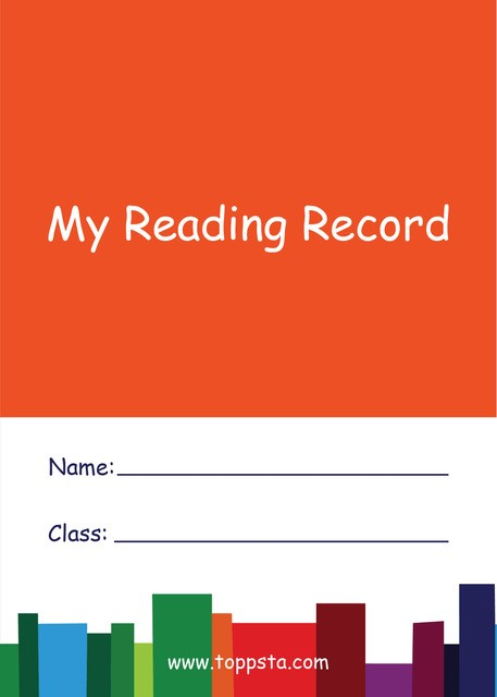 Toppsta Reading Record