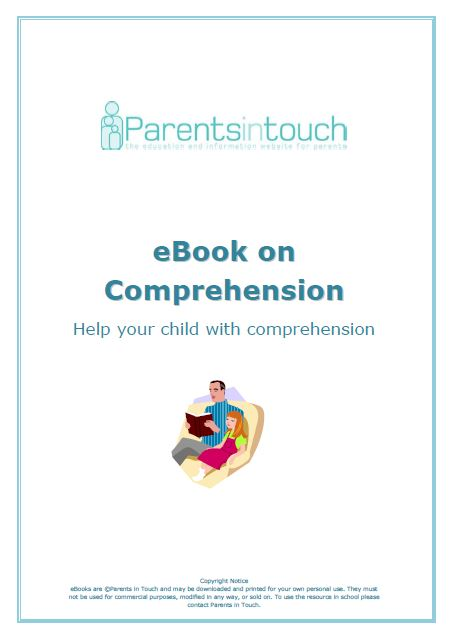 comprehension ebook image