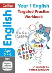 Year 1 English Targeted Practice Workbook